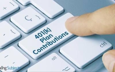 401(k) Contribution Limit Edges Up for 2020