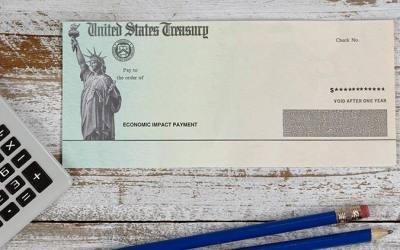 IRS Now Sending EIP Checks, Debit Cards